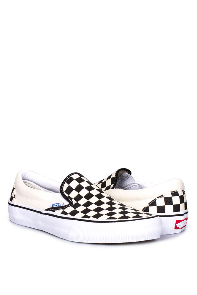 vans slip on pro 82 checkerboard