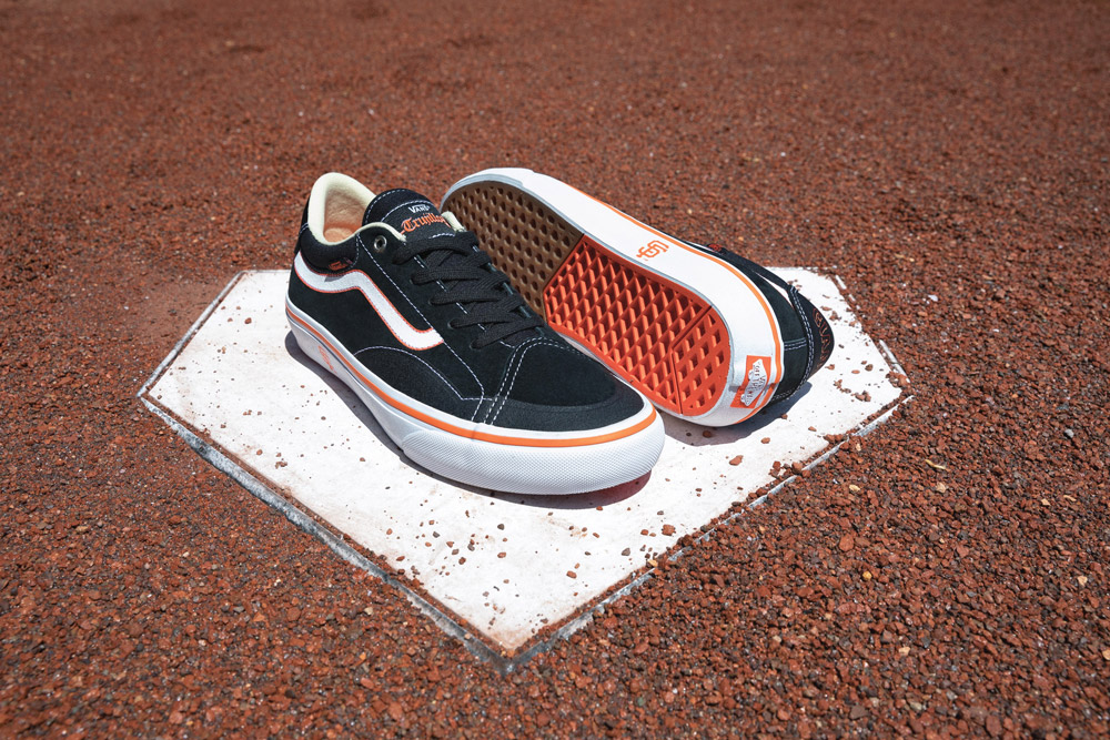 2adab7cd8241c3 You can buy the Vans TNT Advanced Prototype SF Giants from tomorrow (July  28.) at our web shop and at our store in Frankfurt.