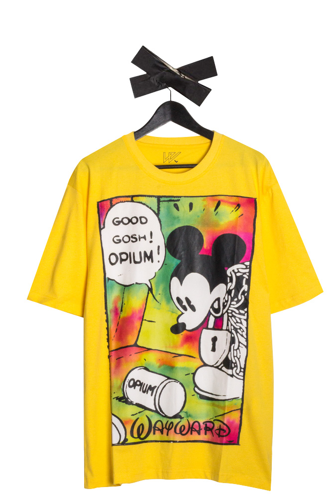 wayward-london-opium-flashback-t-shirt-gelb-01