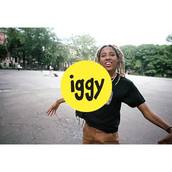 WELCOME IGGY NYC