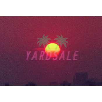 WELCOME YARDSALE